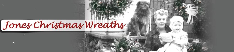 Jones Christmas Wreaths